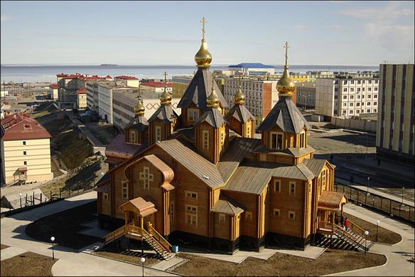 Анадырь. Фото