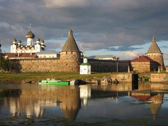 Историческое описание Троицкого Козловского монастыря