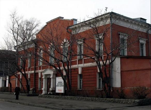Алтайский государственный краеведческий музей. Барнаул. Фото