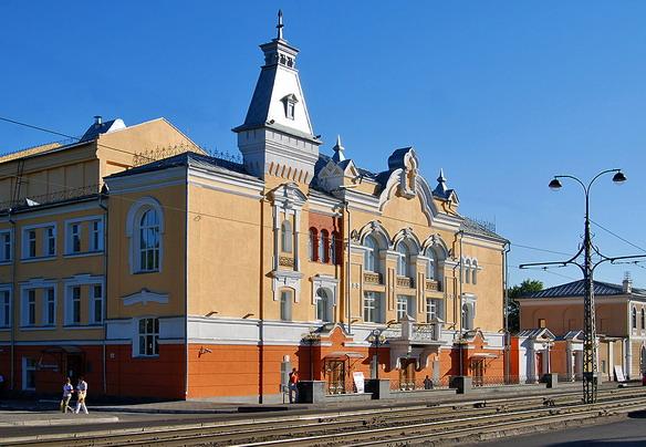 Государственная филармония Алтайского края. Барнаул. Фото