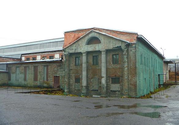 Сереброплавильный завод. Барнаул. Фото