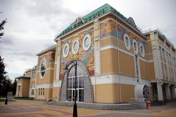 Белгородский государственный художественный музей. Белгород. Фото