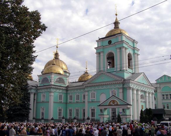 Преображенский собор. Белгород. Фото