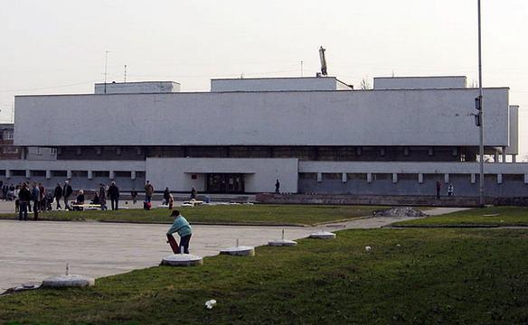 Брянский краеведческий музей. Брянск. Фото