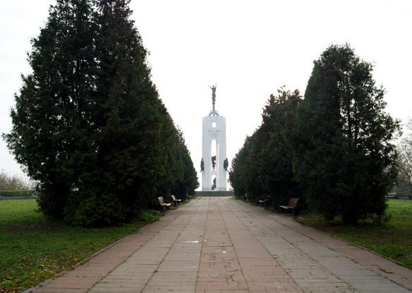 Покровская гора. Брянск. Фото