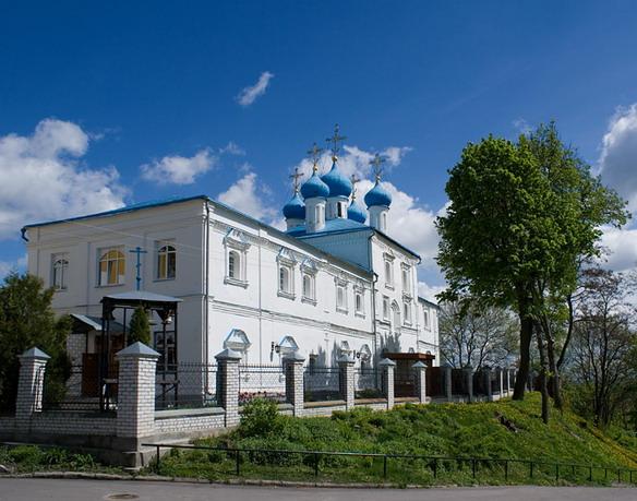 Покровский собор. Брянск. Фото