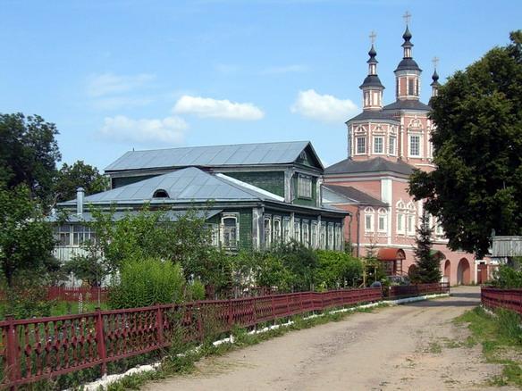 Свято-Успенский Свенский монастырь. Брянск. Фото