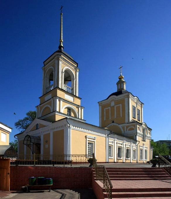 Воскресенский собор. Брянск. Фото