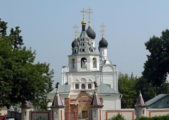 Введенская церковь. Брянск. Фото