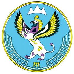 Республика Алтай. Герб