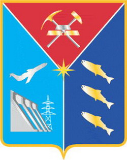 Магаданская область. Герб