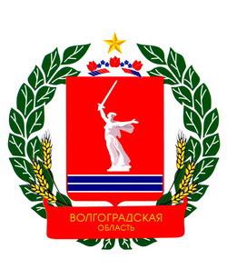 Волгоградская область. Герб