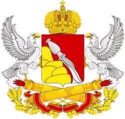 Воронежская область. Герб