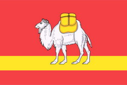 Челябинская область. Флаг