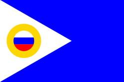 Чукотский АО. Флаг