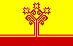 Чувашская Республика. Флаг