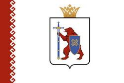 Республика Марий Эл. Флаг