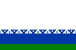 Ненецкий АО. Флаг
