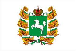 Томская область. Флаг