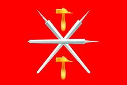 Тульская область. Флаг