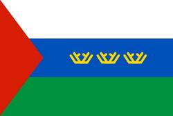 Тюменская область. Флаг