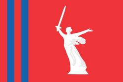 Волгоградская область. Флаг