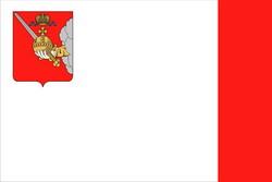 Вологодская область. Флаг
