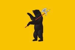 Ярославская область. Флаг