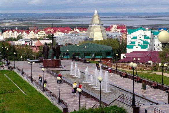 Ханты-Мансийск. Фото