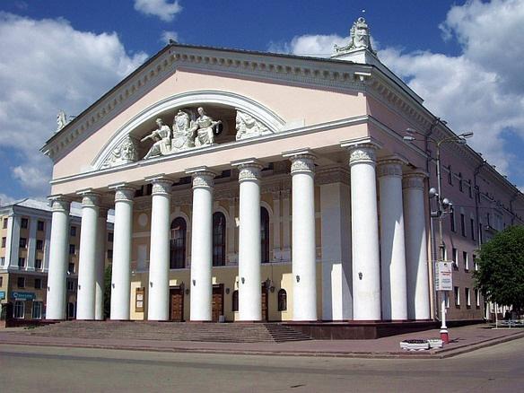 Государственный драматический театр. Калуга. Фото