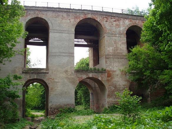Каменный мост. Калуга. Фото