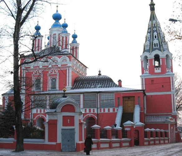 Свято-Георгиевский собор. Калуга. Фото