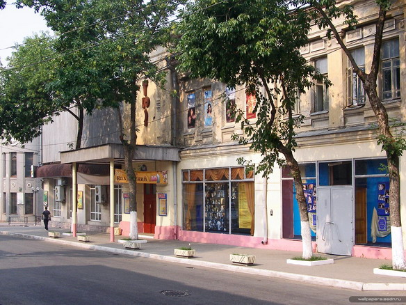 Театр юного зрителя. Калуга. Фото