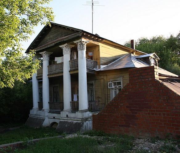Усадьба Толмачевых. Калуга. Фото