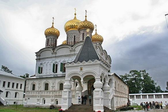 Кострома. Фото