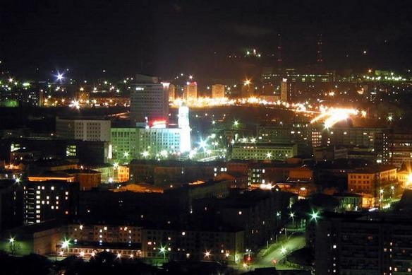 Красноярск. Фото