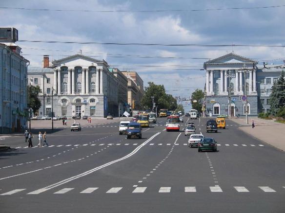 Курск. Фото