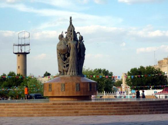 Кызыл. Фото