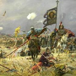 Монголо-татарское иго. Война. Фото