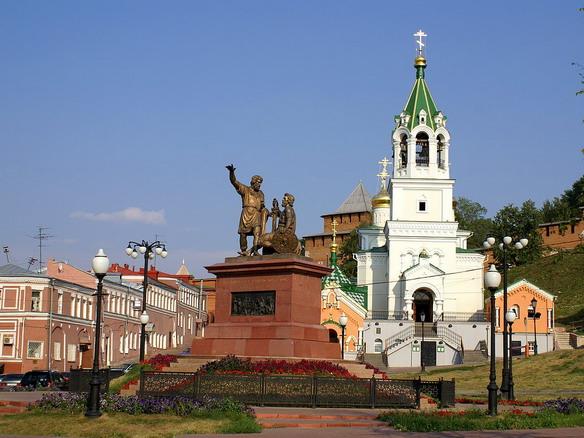 Нижний Новгород. Фото