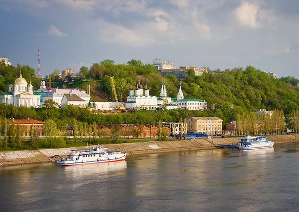 Нижний новгород история города