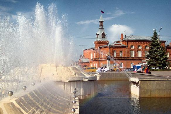 Омск. Фото