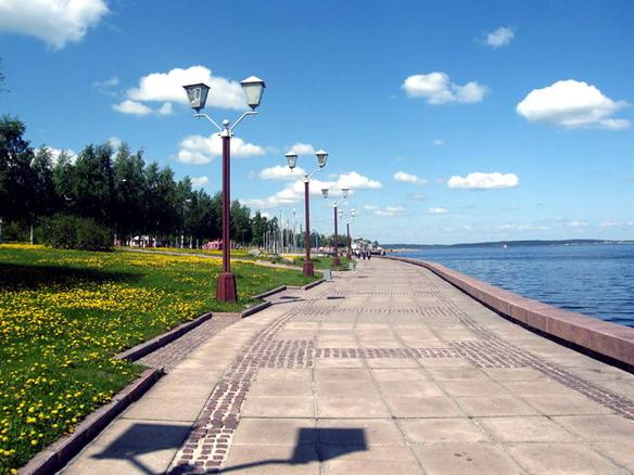 Петрозаводск. Фото