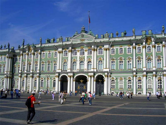 Санкт-Петербург. Фото