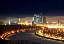 Современная Москва. Фото
