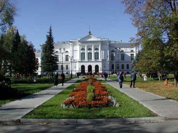 Томск. Фото