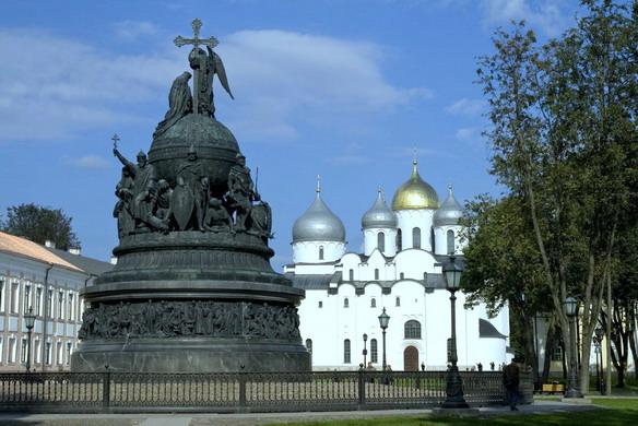 Великий Новгород. Фото