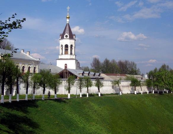 Богородице-Рождественский мужской монастырь. Владимир. Фото