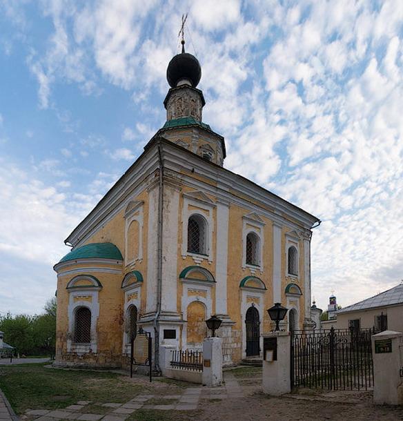Георгиевская церковь. Владимир. Фото