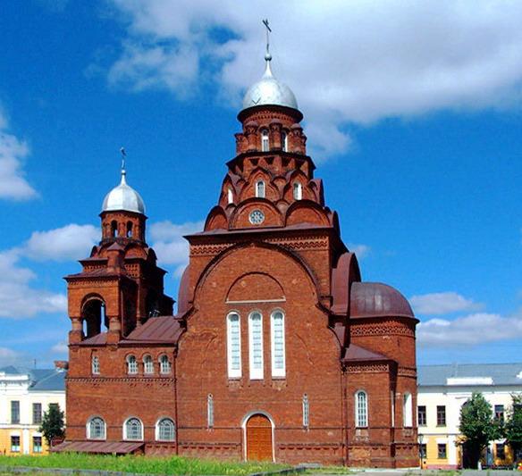 Православная Старообрядческая церковь. Владимир. Фото